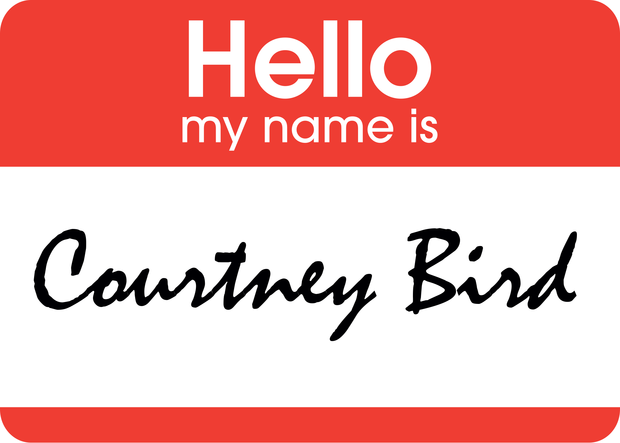 Courtney Bird Logo